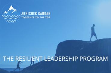 THE RESILIENT LEADERSHIP PROGRAM-Leadership Training