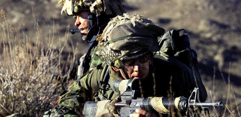 leadership Training from Defense services Management