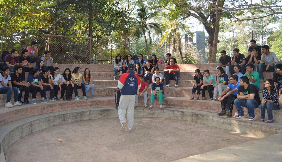 Outbound-Leadership-Workshop-for-Students-SPJIMR-December-2014-6