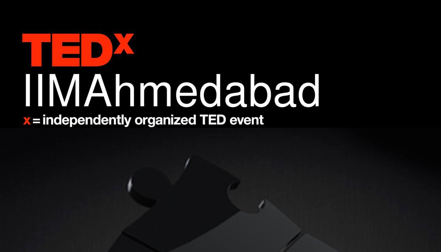 TEDx at IIM Ahmedabad 2015